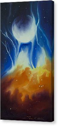 Ngc 1031 Canvas Print