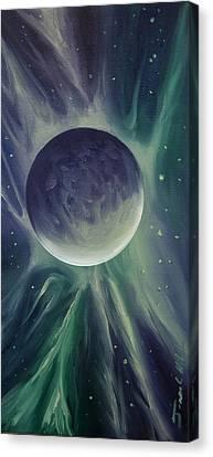 Ngc 1032 Canvas Print
