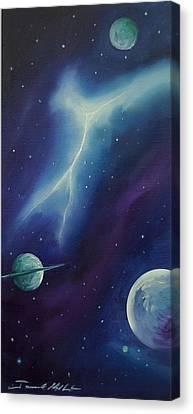 Ngc 1035 Canvas Print