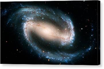 Nebular Canvas Print - Ngc 1300 by Ricky Barnard