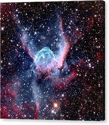 Ngc 2359 Nebular Canvas Print