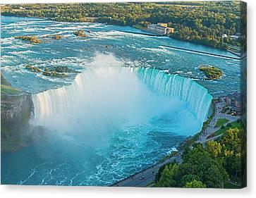 Niagara Falls Ontario Canada Canvas Print by Marek Poplawski