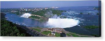 Resource Canvas Print - Niagara Falls Ontario Canada by Panoramic Images