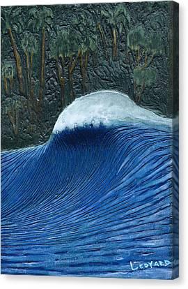 Nias Peak Canvas Print