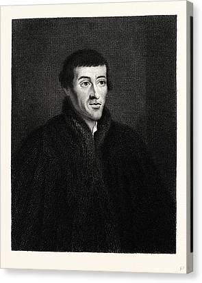 Nicolao Copernico Canvas Print
