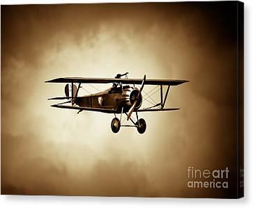 Nieuport Scout Canvas Print