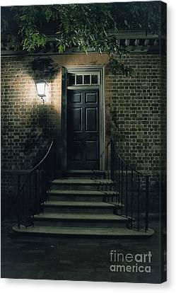 Night Light Canvas Print by Margie Hurwich