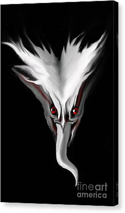 Night Terror Canvas Print