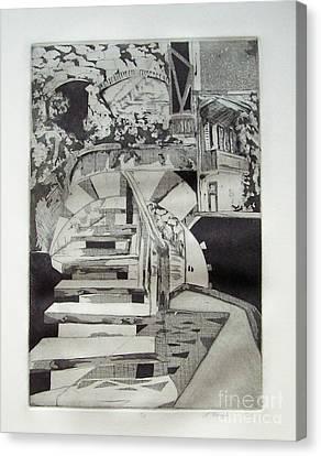 Nightdream Canvas Print