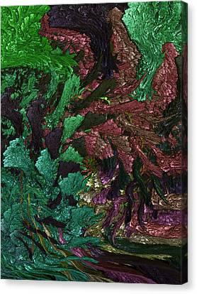 Nightglade Canvas Print by Pete Marchetto