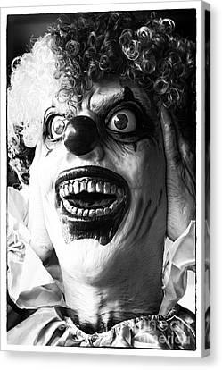 Nightmare Canvas Print by John Rizzuto