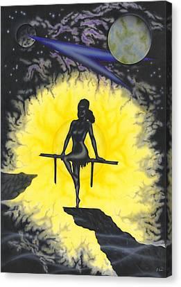 Nightwish Canvas Print