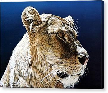 Nikka Canvas Print