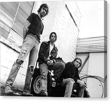 Nirvana Outside  Canvas Print by Retro Images Archive