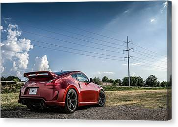 Nismo Canvas Print by Douglas Pittman