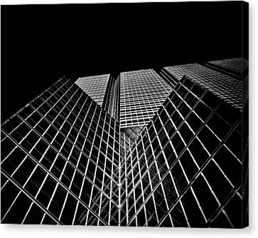 No 150 King St W Toronto Canada Canvas Print by Brian Carson