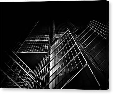 No 200 King St W Toronto Canada Canvas Print by Brian Carson