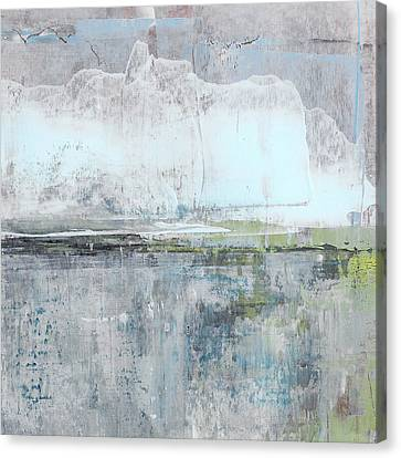 Abstract Seascape Canvas Print - No. 204 by Diana Ludet