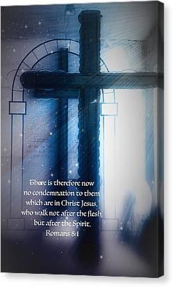 No Condemnation Canvas Print