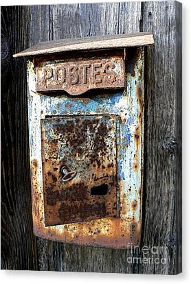 No Mail Today Canvas Print by France  Art