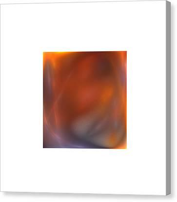 No Symetry Canvas Print by Steve K