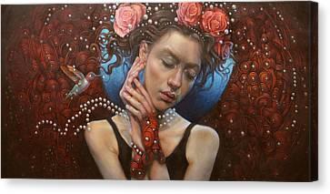 No Title 2 Canvas Print by Graszka Paulska