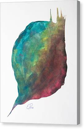 No Title Canvas Print by Ewa Pacia