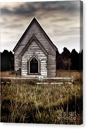 No Trespassing Canvas Print