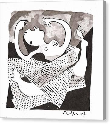 Noctis No. 10  Canvas Print by Mark M  Mellon