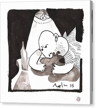 Noctis No. 9  Canvas Print