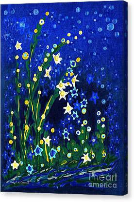 Nocturne Canvas Print by Holly Carmichael
