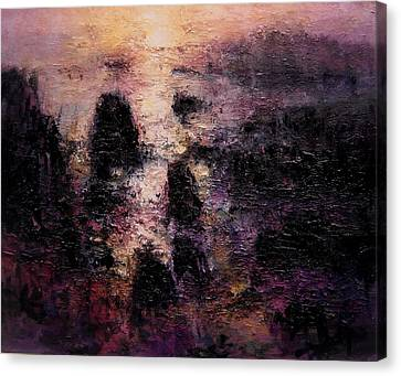 Nocturne Canvas Print by R W Goetting