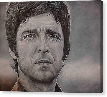 Noel Gallagher Canvas Print