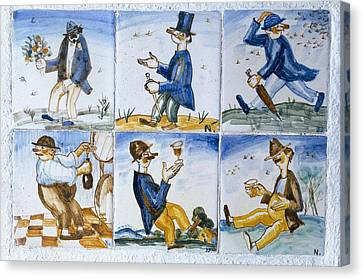 Nogu�s I Casas, Francesc Xavier Canvas Print