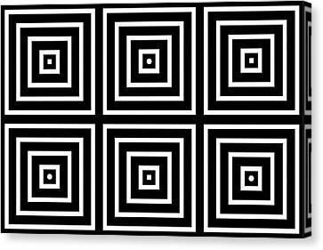 Nonconformist Canvas Print by Daniel Hagerman