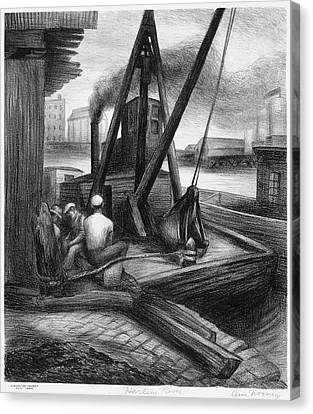 Nooney Harlem, C1940 Canvas Print by Granger