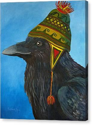 Nordic Canvas Print by Amy Reisland-Speer