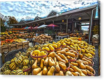 North Fork Farmstand Canvas Print