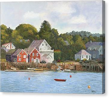 North Haven Island Maine Canvas Print