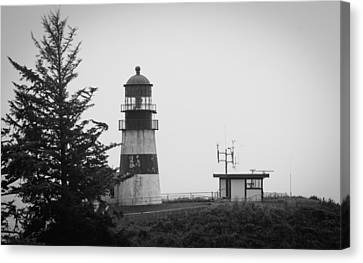 Canvas Print featuring the photograph North Head Washington by Erin Kohlenberg