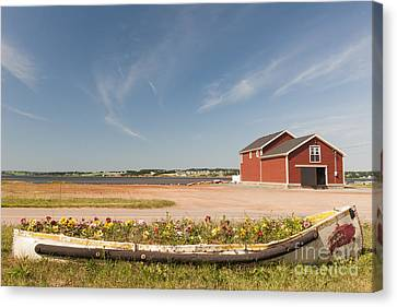 North Rustico Pei Canvas Print