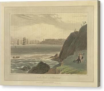 North Shields Canvas Print