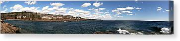 North Shore 1 Canvas Print by Russell Smidt