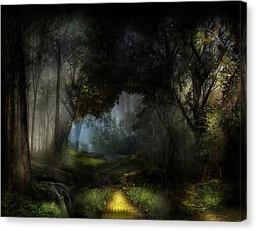 Northern Oz # 10 Canvas Print by Vjkelly Artwork