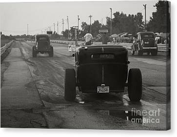 Nostalgia Drags Canvas Print by Dennis Hedberg