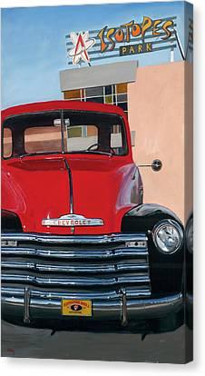 Canvas Print - Nostalgia by Jack Atkins