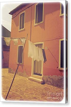 Nostalgic Simplicity  Canvas Print