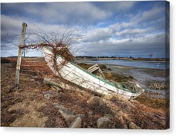 Not Seaworthy Canvas Print by Eric Gendron