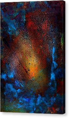 Nova Canvas Print by Kristine Kellor