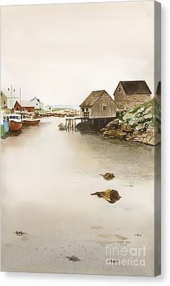 Nova Scotia Canvas Print by Monte Toon